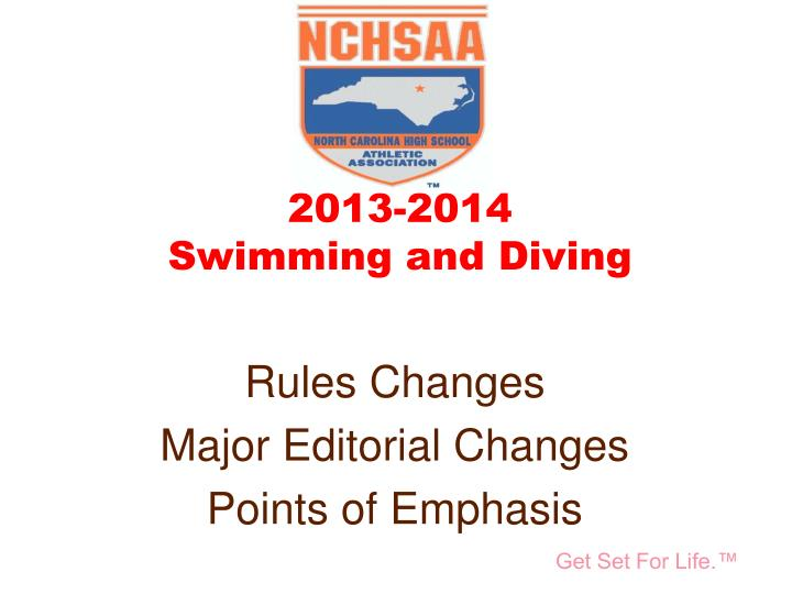2013 2014 swimming and diving n.