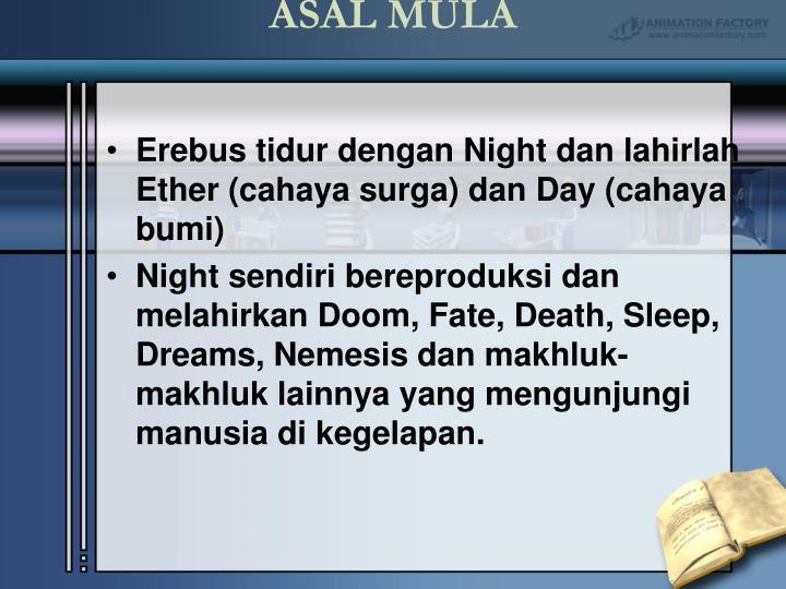 ASAL MULA