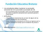 fundaci n educativa bretano1
