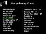 liturgie zondag 13 april4
