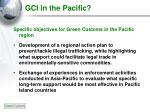 gci in the pacific
