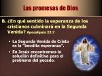 las promesas de dios1