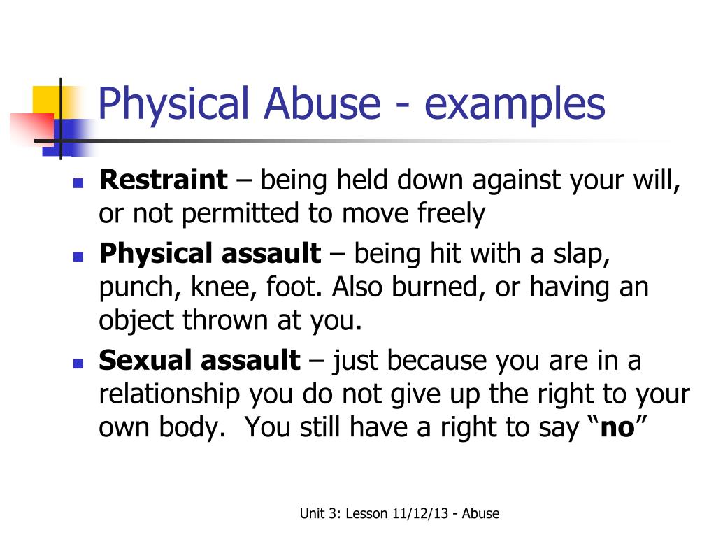 PPT - Abuse PowerPoint Presentation, free download - ID