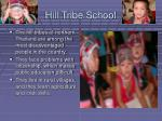 hill tribe school