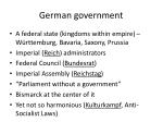 german government