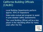 california building officials calbo1