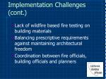 implementation challenges cont1