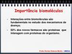 import ncia biomol culas1