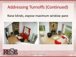 addressing turnoffs continued1