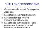 challenges concerns1