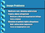 image problems