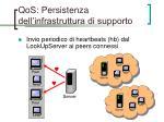 qos persistenza dell infrastruttura di supporto1