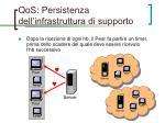 qos persistenza dell infrastruttura di supporto2