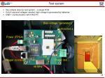 test system