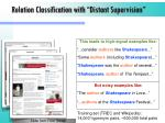 relation classification with distant supervision2
