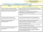 2 strategiat ja toiminnan suunnittelu 1 2