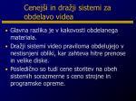 cenej i in dra ji sistemi za obdelavo videa