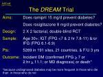 the dream trial