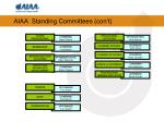 aiaa standing committees con t