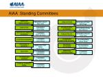 aiaa standing committees