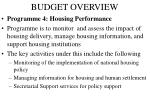 budget overview5