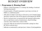 budget overview7