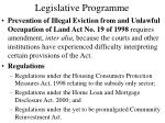 legislative programme2