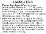 legislative issues1