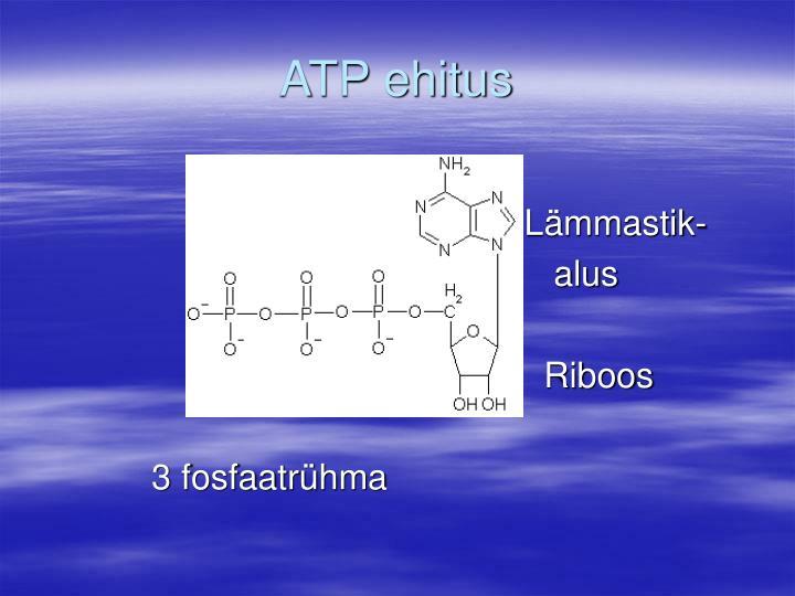 ATP ehitus