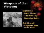 weapons of the vietcong1
