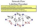 network flow labelling procedure4