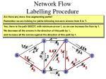 network flow labelling procedure5
