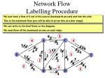 network flow labelling procedure6