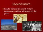 society culture2