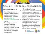prelazak rizika l 50 st 1 i 2 zzp direktiv a 2011 83 e u l 20