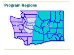 program regions