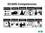scans competencies