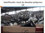 identificaci n visual de desechos peligrosos 2