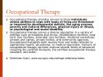 occupational therapy1