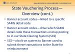 state vouchering process overview cont3