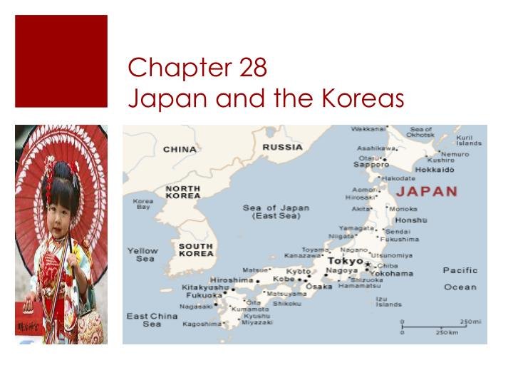 chapter 28 japan and the koreas n.