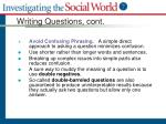 writing questions cont2