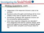 writing questions cont8
