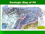 geologic map of pa