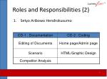 roles and responsibilities 2