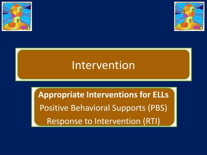 response to intervention (rti) and positive behavior support (pbs) essay Unformatted text preview: rti and pbs 1 response to intervention and positive behavior support: brothers from different mothers or sisters from different misters.