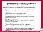 qualit tsmanagement richtlinie vertrags rztliche versorgung des gesundheitsministeriums1
