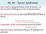 45 x0 turner syndromes1