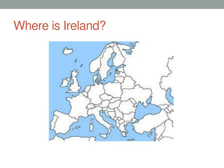 Where is ireland
