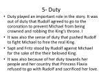 5 duty